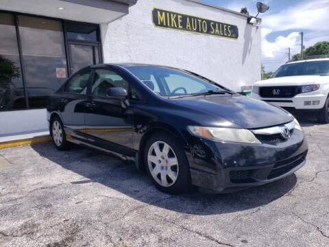 2009 Honda Civic for sale at Mike Auto Sales in West Palm Beach FL