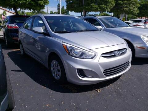 2016 Hyundai Accent for sale at Mike Auto Sales in West Palm Beach FL