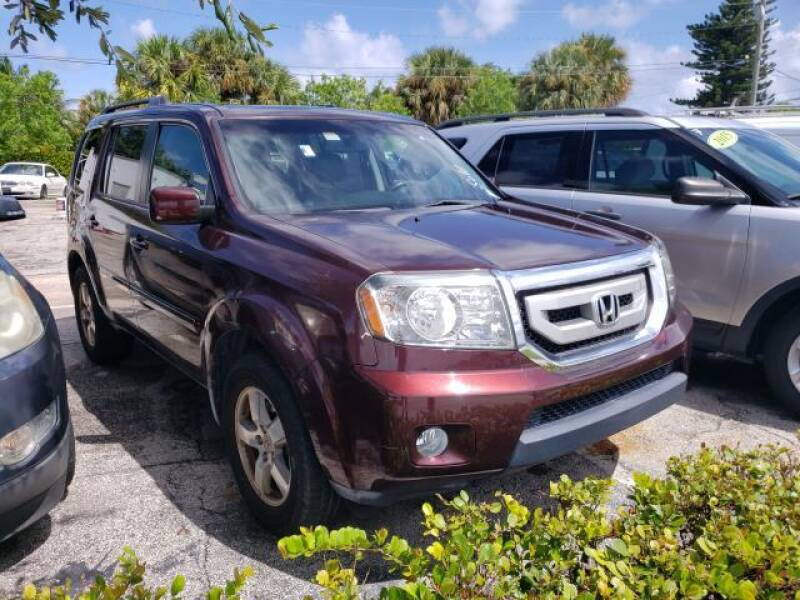 2010 Honda Pilot for sale at Mike Auto Sales in West Palm Beach FL