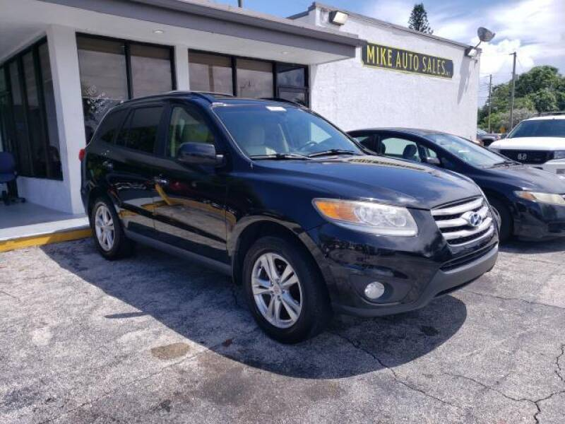 2012 Hyundai Santa Fe for sale at Mike Auto Sales in West Palm Beach FL
