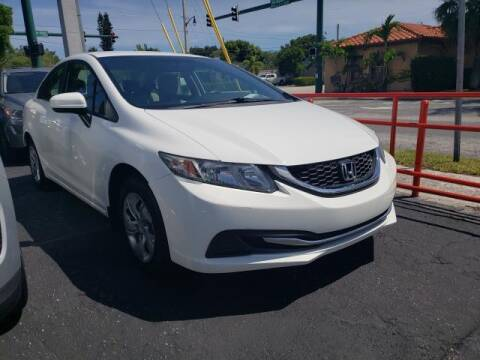 2015 Honda Civic for sale at Mike Auto Sales in West Palm Beach FL