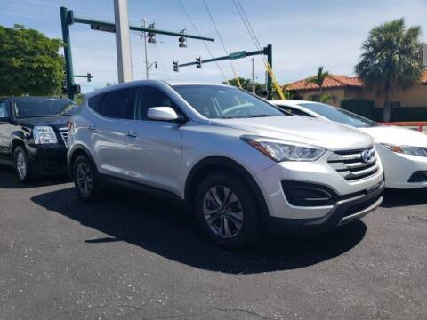 2015 Hyundai Santa Fe Sport for sale at Mike Auto Sales in West Palm Beach FL