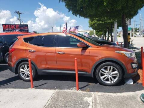 2013 Hyundai Santa Fe Sport for sale at Mike Auto Sales in West Palm Beach FL