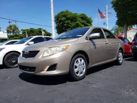 2010 Toyota Corolla for sale at Mike Auto Sales in West Palm Beach FL
