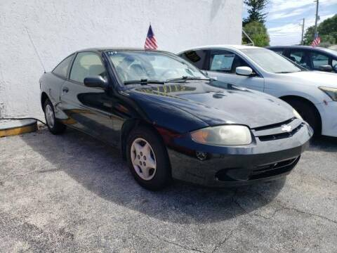 2003 Chevrolet Cavalier for sale at Mike Auto Sales in West Palm Beach FL
