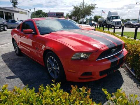 2013 Ford Mustang for sale at Mike Auto Sales in West Palm Beach FL