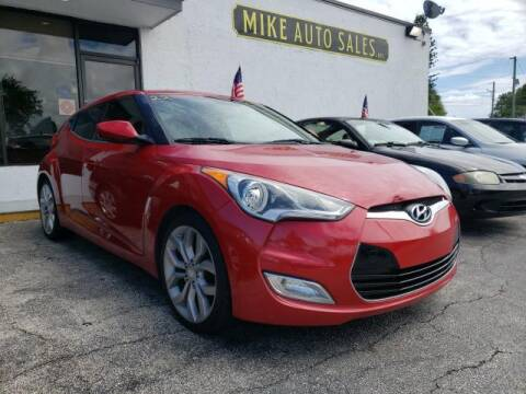 2012 Hyundai Veloster for sale at Mike Auto Sales in West Palm Beach FL