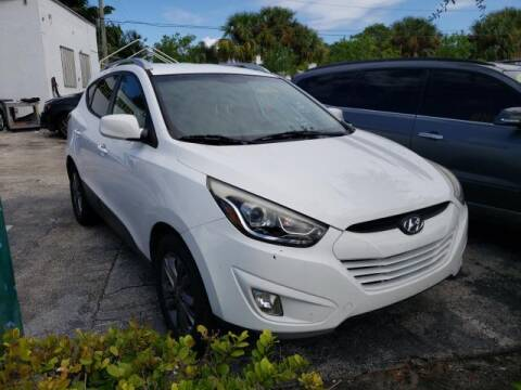 2015 Hyundai Tucson for sale at Mike Auto Sales in West Palm Beach FL