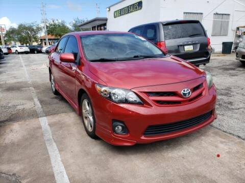 2012 Toyota Corolla for sale at Mike Auto Sales in West Palm Beach FL