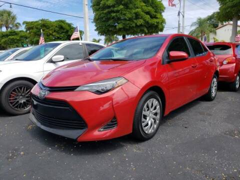 2019 Toyota Corolla for sale at Mike Auto Sales in West Palm Beach FL