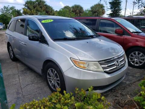 2011 Honda Odyssey for sale at Mike Auto Sales in West Palm Beach FL