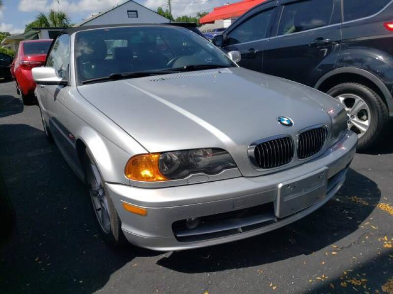 2002 BMW 3 Series for sale at Mike Auto Sales in West Palm Beach FL