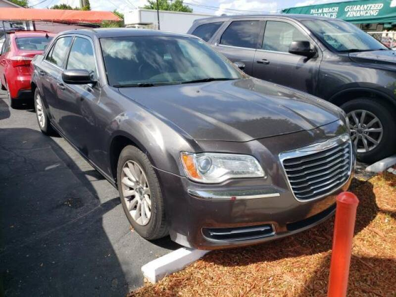 2013 Chrysler 300 for sale at Mike Auto Sales in West Palm Beach FL