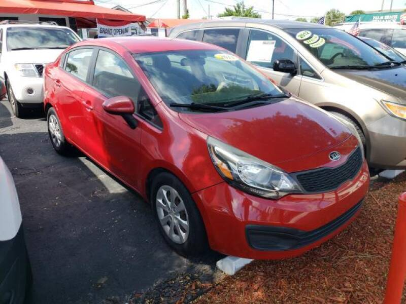 2014 Kia Rio for sale at Mike Auto Sales in West Palm Beach FL