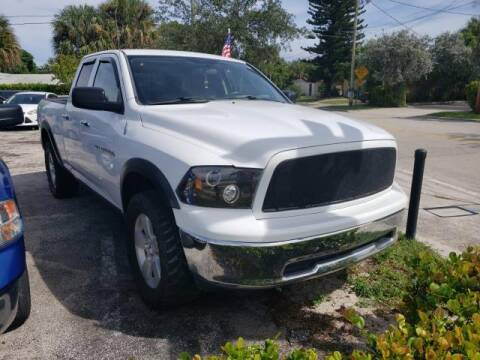 2011 RAM Ram Pickup 1500 for sale at Mike Auto Sales in West Palm Beach FL