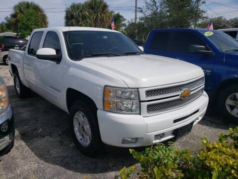 2013 Chevrolet Silverado 1500 for sale at Mike Auto Sales in West Palm Beach FL