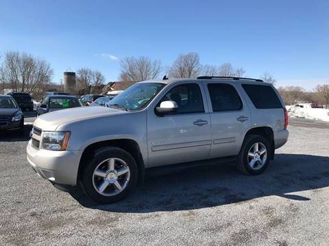 2007 Chevrolet Tahoe for sale in Glenfield, NY