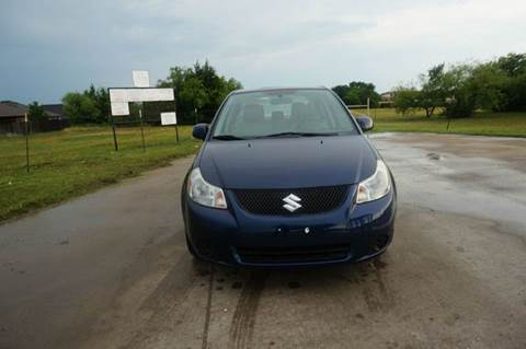 2011 Suzuki SX4 Sedan for sale in Arlington TX