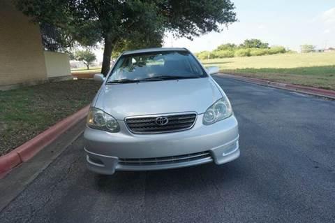 2006 Toyota Corolla for sale in Arlington TX