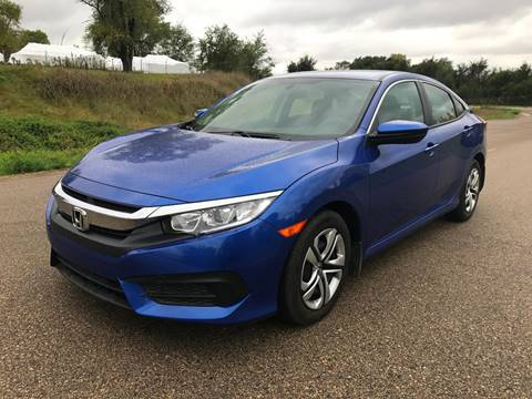 2016 Honda Civic for sale in Shakopee, MN