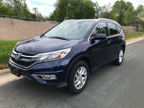 2015 Honda CR-V for sale in Farmington, MN