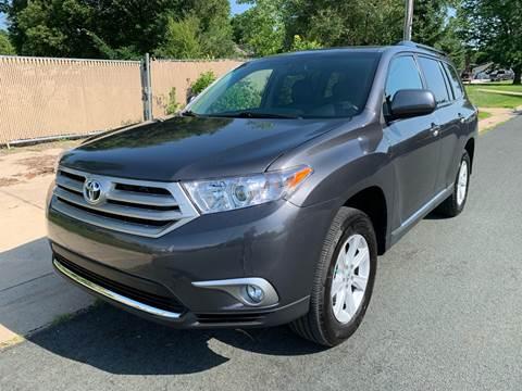 2012 Toyota Highlander For Sale >> Used 2012 Toyota Highlander For Sale Carsforsale Com