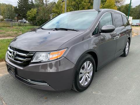 2015 Honda Odyssey for sale in Farmington, MN