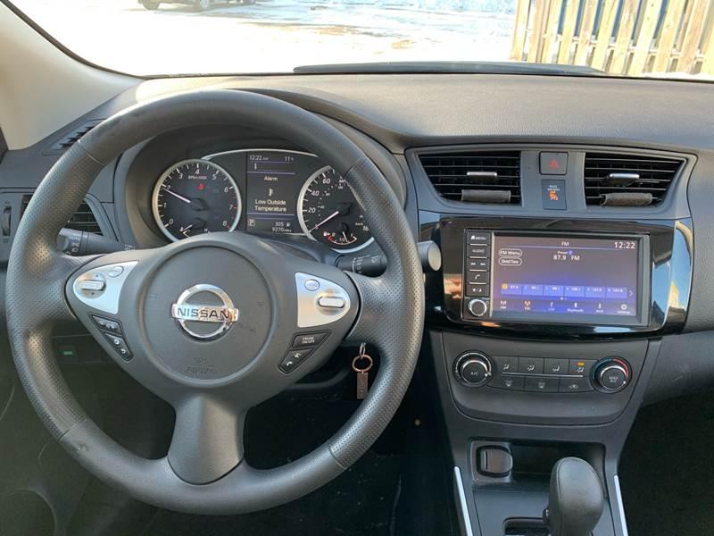 2019 Nissan Sentra S 4dr Sedan CVT - Farmington MN
