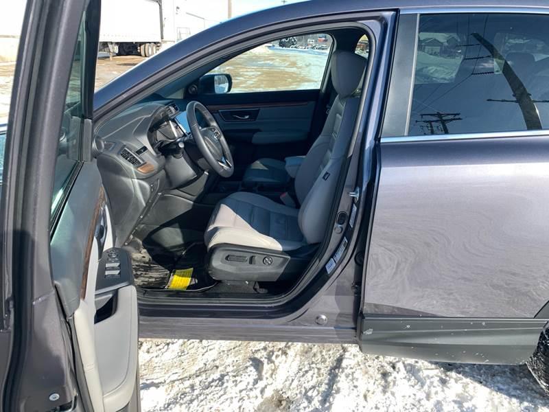 2018 Honda CR-V AWD EX-L 4dr SUV w/Navi - Farmington MN