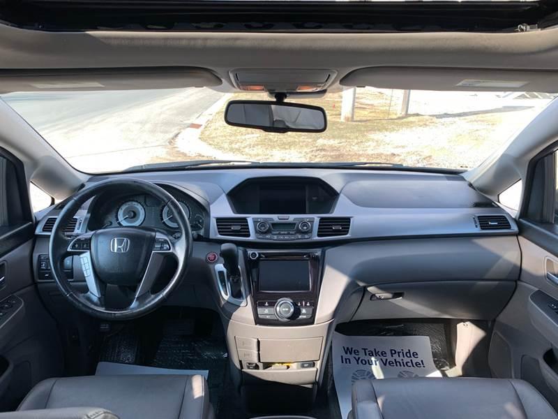 2016 Honda Odyssey EX-L 4dr Mini-Van - Farmington MN