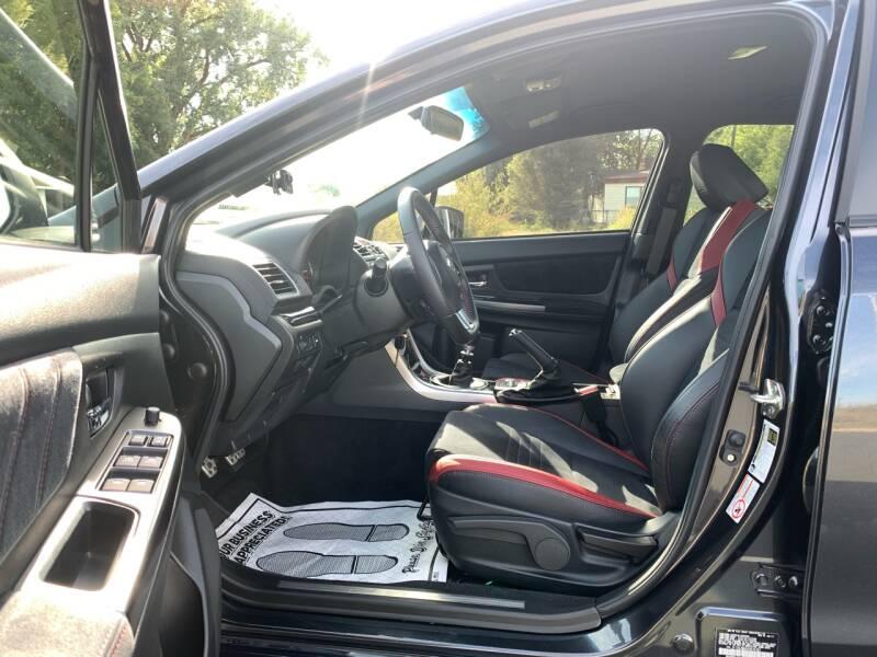 2017 Subaru WRX AWD STI 4dr Sedan - Farmington MN