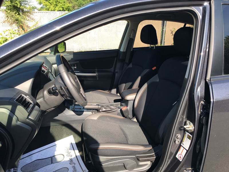 2017 Subaru Crosstrek AWD 2.0i Premium 4dr Crossover CVT - Farmington MN