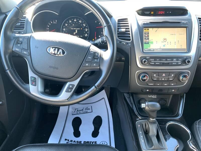 2015 Kia Sorento AWD SX 4dr SUV - Farmington MN