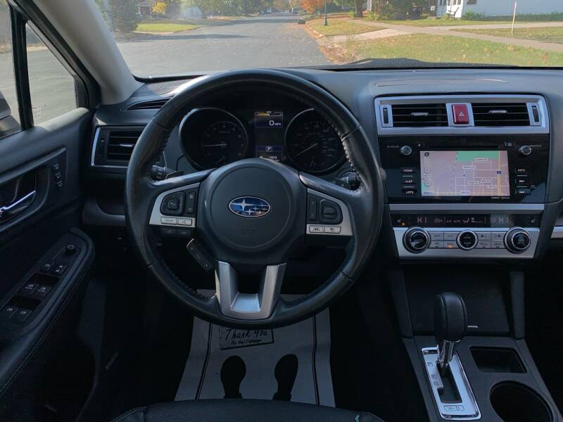 2016 Subaru Legacy AWD 2.5i Limited 4dr Sedan - Farmington MN