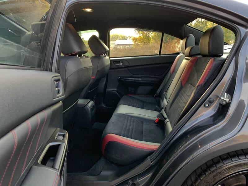 2020 Subaru WRX AWD Premium 4dr Sedan 6M - Farmington MN