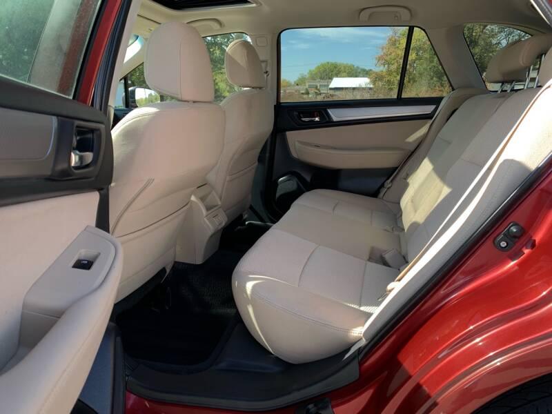 2019 Subaru Outback AWD 2.5i Premium 4dr Crossover - Farmington MN