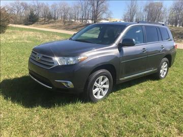 2012 Toyota Highlander for sale in Shakopee, MN