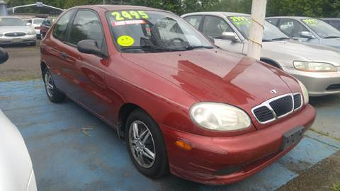 2001 Daewoo Lanos for sale in Vancouver, WA