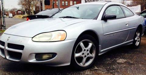 2001 Dodge Stratus for sale at STL AutoPlaza in Saint Louis MO