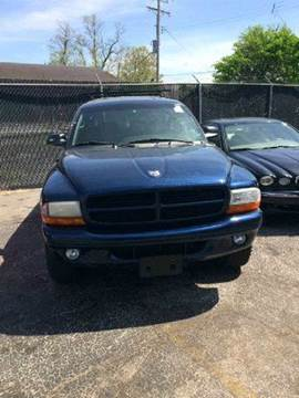 1999 Dodge Durango for sale at STL AutoPlaza in Saint Louis MO