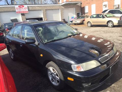 2000 Infiniti G20 for sale at STL AutoPlaza in Saint Louis MO