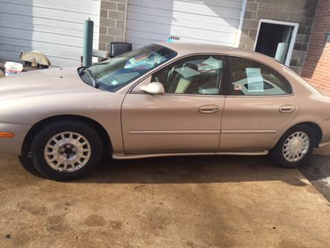 1999 Mercury Sable for sale at STL AutoPlaza in Saint Louis MO