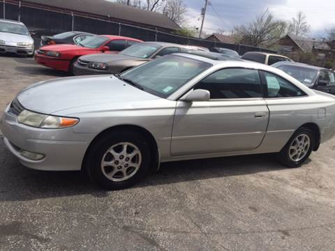 2002 Toyota Camry Solara for sale at STL AutoPlaza in Saint Louis MO