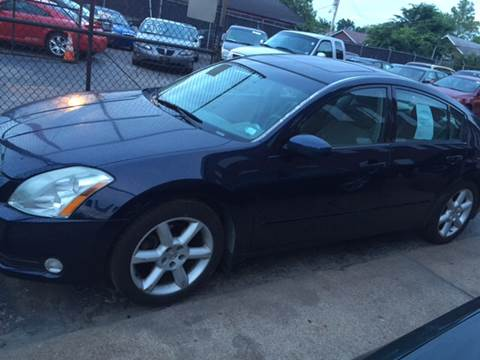 2004 Nissan Maxima for sale at STL AutoPlaza in Saint Louis MO