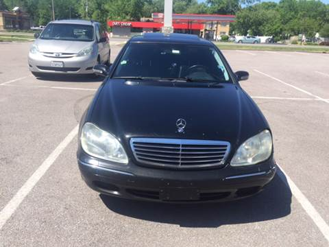 2001 Mercedes-Benz S-Class for sale in Saint Louis, MO