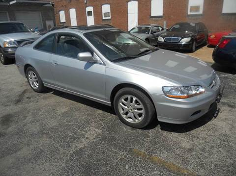 2001 Honda Accord for sale at STL AutoPlaza in Saint Louis MO