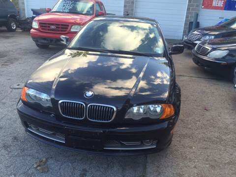 2002 BMW 3 Series for sale at STL AutoPlaza in Saint Louis MO