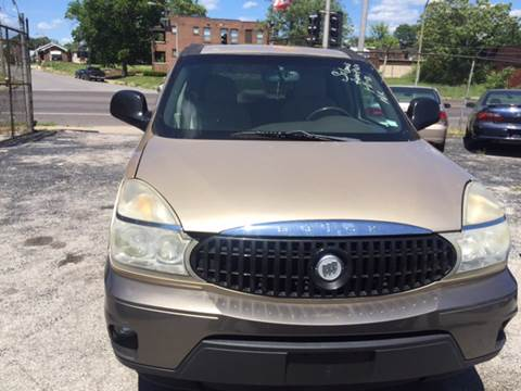 2005 Buick Rendezvous for sale at STL AutoPlaza in Saint Louis MO