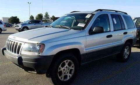 2003 Jeep Grand Cherokee for sale at STL AutoPlaza in Saint Louis MO