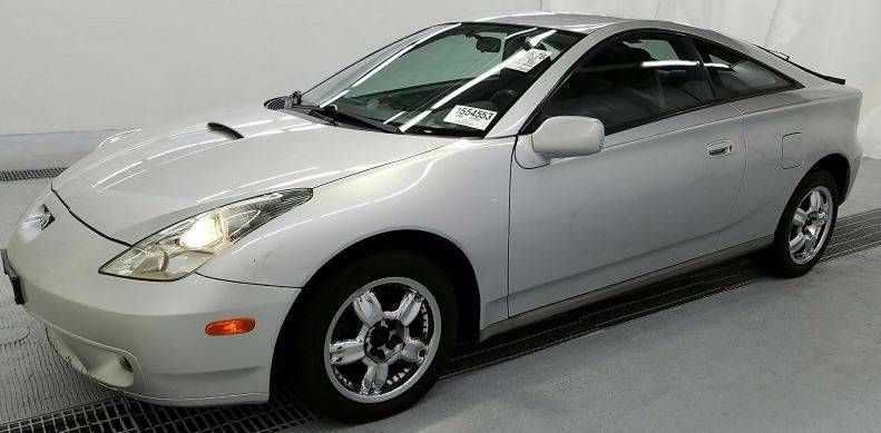 2002 Toyota Celica for sale at STL AutoPlaza in Saint Louis MO